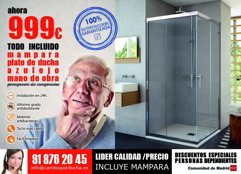 Cambiar ba era por ducha reforma plato de ducha - Cambio de banera por ducha madrid ...